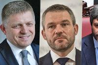 Fico se stal šéfem italského parlamentu, Slovákům vládne Pellegrini a Češi se baví