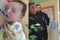Drama v Ústí: Doktor zavolal na matku policii! Chtěla být s nemocným synem