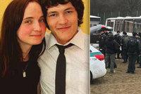 Nová stopa v případě vraždy Kuciaka! Policie prohledala podezřelé místo v lese