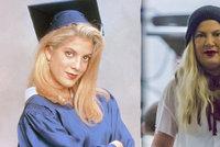 Hvězda seriálu Beverly Hills po kolapsu: Spelling děsila oteklým obličejem!