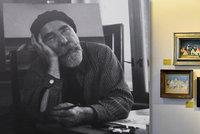 Měl potíže namalovat strom, pak se stal proslulým umělcem: Obrazy Jana Zrzavého lákají do Musea Kampa