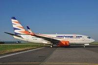 Letadla Smartwings mířila s českými turisty na Krétu: Přistála však zcela jinde