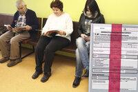 První tři dny nemocenské jsou opět ve hře. Kolik peněz slibují politici marodícím?