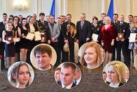 Neohrožená učitelka, statečné školačky i zachránci psa v noře. To jsou hrdinové Česka