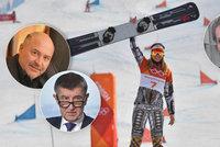 """Nové verze hymny stály 600 tisíc. Olympionici po smršti kritiky """"ucukli"""""""