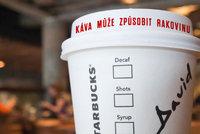 Káva musí mít povinně varování před rakovinou, rozhodli v Kalifornii