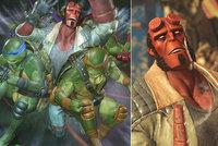 Želvy Ninja mlátí Hellboye aneb parta je konečně kompletní. Recenze Injustice 2 Legendary Edition
