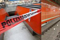 Srážka vlaků metra v Duisburgu: Přes 20 zraněných
