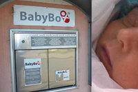 V mělnickém babyboxu našli čerstvě narozené miminko: Hess prozradil význam chlapečkova jména