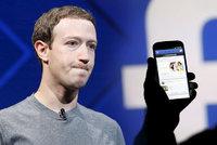 Problém Facebooku narůstá. Údaje o uživatelích tu zneužívali i přes kvízy