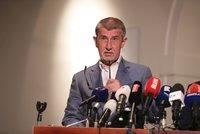 Jednání ANO s ČSSD krachlo, koalice nebude. Babiš odmítl dát Hamáčkovi vnitro