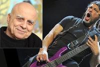 """Dojde opět na """"metalovou"""" verzi  Jožina z Bažin? Příští rok se do Prahy vrátí legendární Metallica"""