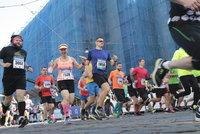 Nedělní maraton v Praze: Kudy se poběží, kudy projedete?