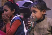 Sýrie použila chemické zbraně. Máme důkaz, oznámily Spojené státy