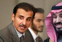 Saúdové hrozí, že Katar přemění v ostrov. Kvůli sporům chtějí mezi státy vykopat průplav