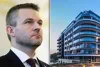 Luxusní byt premiéra za 10 milionů: Pellegrini čaruje s penězi asistenta