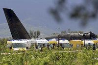 Letecká katastrofa má 257 mrtvých. Stroj se zřítil krátce po startu