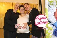 Boubelka Markéta ze Zhubni s úsměvem přivedla na svět syna: Dramatický porod trval 14 hodin!