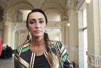 Utrpění Sisy Sklovské (53): Vykloubila se mi pánev! Horší bolest jsem nezažila
