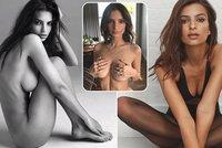 Největší rajda Instagramu Emily Ratajkowski: 80 fotek, které vás rozpálí!