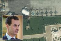 Asad se ukryl v ruském bunkru bez oken před úderem Trumpa, uniklo o prezidentovi