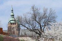 Druhý nejteplejší duben v pražské historii. Hezčí počasí bylo jen roku 1800