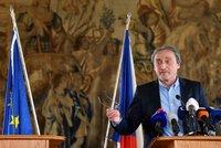 Stropnický to v Česku balí. Ministr prý zamíří na ambasádu v Izraeli