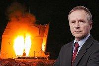 Asad může být po úderu na Sýrii ještě brutálnější, varuje generál Šedivý