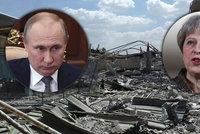 Británie se obává Putinova hněvu. Připravuje se na odvetu za bombardování Sýrie