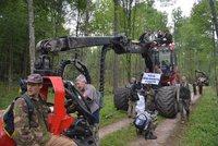 Polsko kácí tisíciletý chráněný prales. Porušuje zákon, rozhodli soudci EU