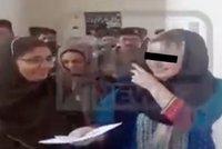 Vysmátá pašeračka Tereza znovu u soudu: Nový advokát změnil strategii
