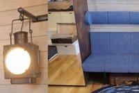 Jako ve vlaku! Podívejte se na originální pokojíček syna Terezy Kostkové