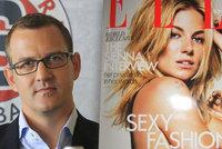 Křetínského společnost expanduje do Francie. Kupuje časopisy včetně slavného Elle