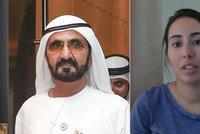 Dubajská princezna se pokusila utéct před otcem. Chytili ji a přivlekli zpět k rodině