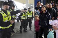 Poplatek 21 tisíc za azylové řízení, kontrola mobilu. Rakousko přitvrzuje vůči migrantům