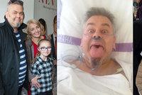 Manželka mi darovala ledvinu, já jí své srdce, říká režisér Tomáš Svoboda