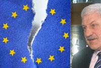 """Unie skončí do 10 let. Rozdělme ji jako Československo,"" říká Machův náhradník"