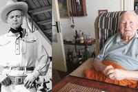 Limonádový Joe Fiala (93) v domácí LDN: Nechceme, aby ho někdo viděl, říká syn