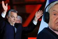 """Po vyhnání nadace """"ďábla"""" Sorose chce Orbán v boji pokračovat. Jak mecenáš zbohatl?"""