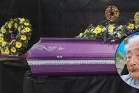 Zemřela nejstarší žena světa: Měla 117 let a 160 potomků