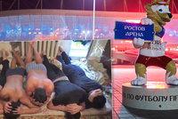Rusové odhalili teroristy v zácviku. Skrývali se ve městech, kde bude fotbalový šampionát