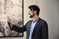 """Začíná Týden umění: """"Připadal jsem si jako podomní prodejce,"""" říká jeho zakladatel. Inspiroval se ve Vídni"""