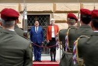 Špionáž i školení pilotů: Irák žádá Česko o pomoc s teroristy