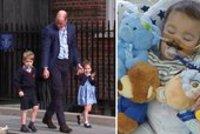 Královské dítě nás nezajímá, nezabíjejte malého Alfieho! Bouří se Britové na internetu
