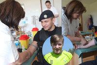 Matěj (14) s leukemií hledá dárce kostní dřeně: 302 lidí mu dalo naději!