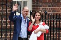Královské miminko už má jméno! William a Kate ho zakrátko oznámí