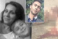 Manželka (†28) žárlivce Milana neprošla detektorem lži: Ubodal ji před synem