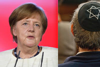 Merkelová je zděšená z migrantů. Lynčují Němce i cizince s jarmulkou