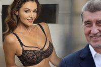 """Babiš králem spodního prádla? Na """"sexy fúzi"""" si posvítí antimonopolní úřad"""