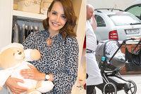 Moderátorka Gábina Lašková: Všechny matky překvapila její slova tři týdny po porodu